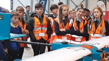 UAS Challenge to inspire school-children