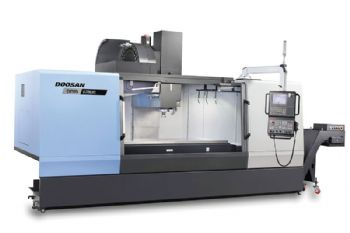 Doosan introduces large-capacity VMC