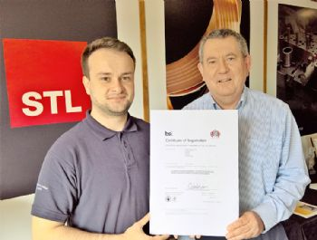 Redditch manufacturer 'leads the way' on ISO 45001