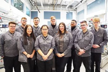 MTC apprentices ready to help give a boost