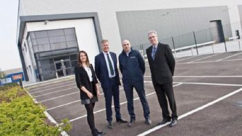 Doncaster firm relocates to brand new facility