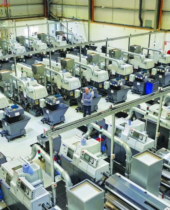 Medical-device manufacture at Smithstown