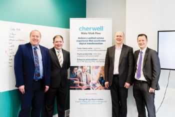 Cherwell gives 'thumbs up' to  R&D in Dundee