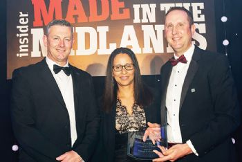 Grainger & Worrall wins 'Made in the Midlands'