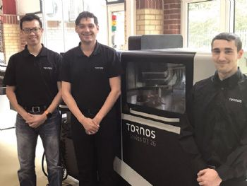 Tornos expands its engineering team