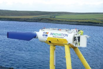 Shetland project cuts tidal-energy costs by 15%