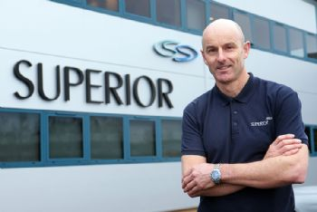 Superior shortlisted in global growth award