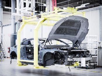 Polestar establishes UK R&D facility