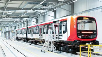 Alstom delivers the first next- generation train