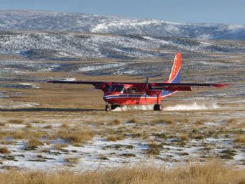 Two new UK-built Islander aircraft for Falklands