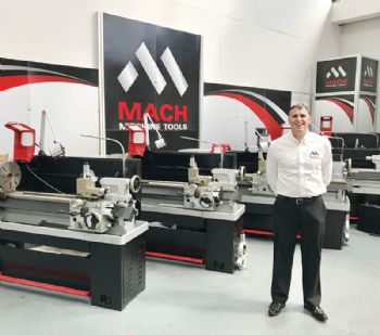 MACH Machine Tools makes new appointment