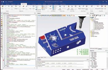Enhanced multi-sensor CMM software