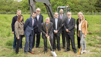 Integral Powertrain breaks ground on new centre
