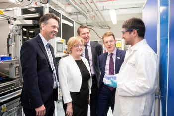 New research centres officially opened at WMG