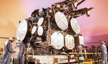 AEHF-5 satellite ready for launch