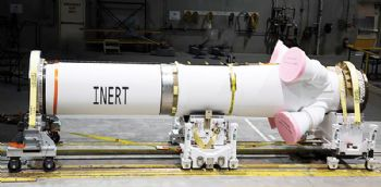 Northrop Grumman ships Orion's launch abort motor