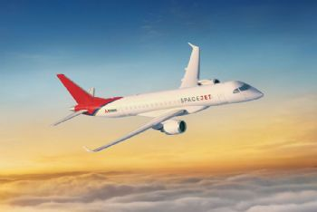 Mitsubishi unveils SpaceJet family of aircraft