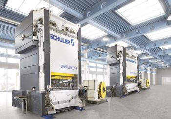 Schuler to supply two presses