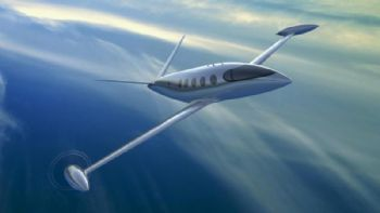 All-electric 'Alice' debuts at Paris Air Show