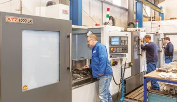 'A tough challenge' at Alken Engineering