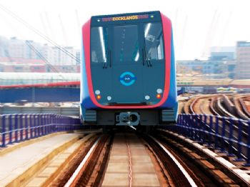 CAF wins driverless-trains deal for DLR