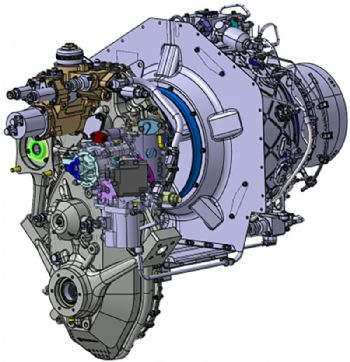 Safran unveils an engine demonstrator