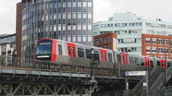Alstom to supply 32 more DT5 metros for Hamburg