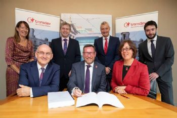 Six-year contract for Transdev Ireland