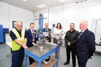 New laboratory and technology centre opens