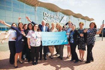 Doncaster Sheffield Airport to slash emissions