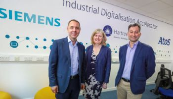 Ground-breaking partnership to help businesses