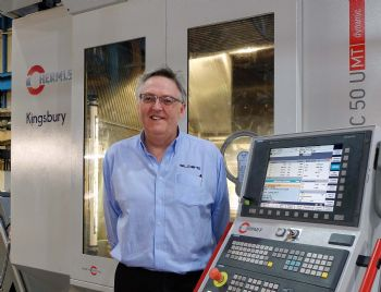 Five-axis turn-mill centre investment