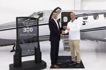 300th Cessna Citation CJ4 delivered