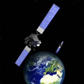Arctic Satellite Broadband Mission deal awarded