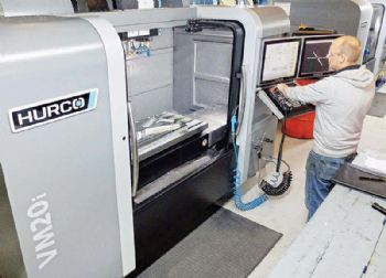 Simplified part programming at Euro Precision - Machinery Market News