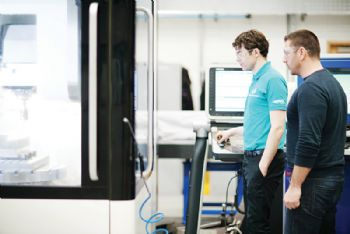 Strathclyde to help SMEs revolutionise machining