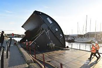 Ipswich Tidal Flood Barrier wins engineering award