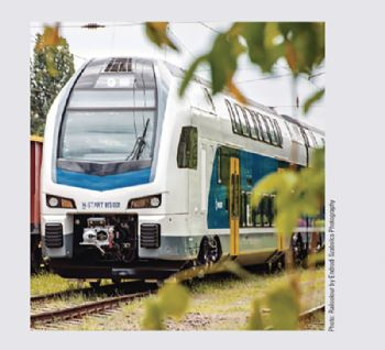 First KISS for Hungarian Railways rolls out