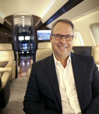 300 delivery milestone for Challenger 350 jet