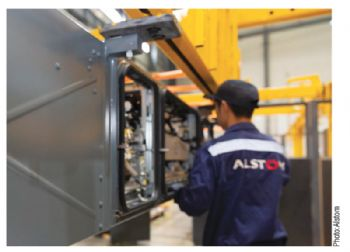 Alstom to supply 'core train systems' for Nanjing