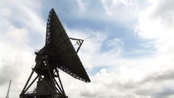 Starring role for Goonhilly Earth Station?