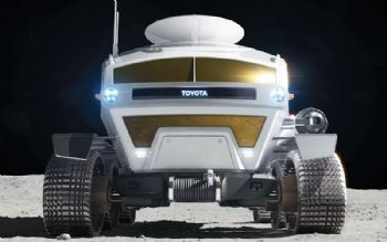 JAXA and Toyota begin lunar rover development