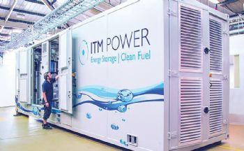 ITM Power signs up for new manufacturing base