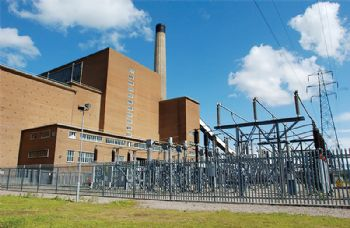 Biomass conversion of Uskmouth power plant