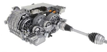GKN supplies one millionth eDrive system