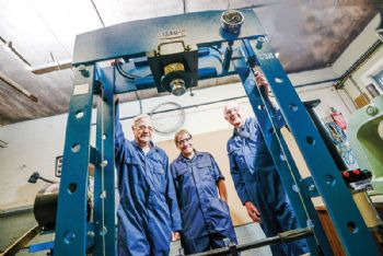 Coventry museum mechanics boosted by £35,000
