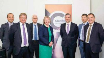 Cranfield and Thales collaboration