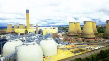 Drax slashes carbon emissions in six months