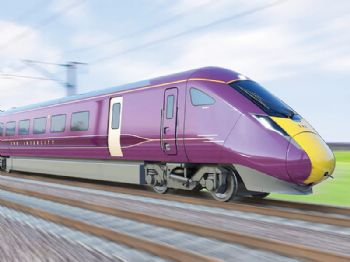 Hitachi Rail wins £400 million intercity contract
