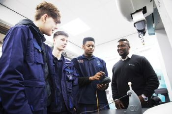 Apprenticeships are an alternative to university
